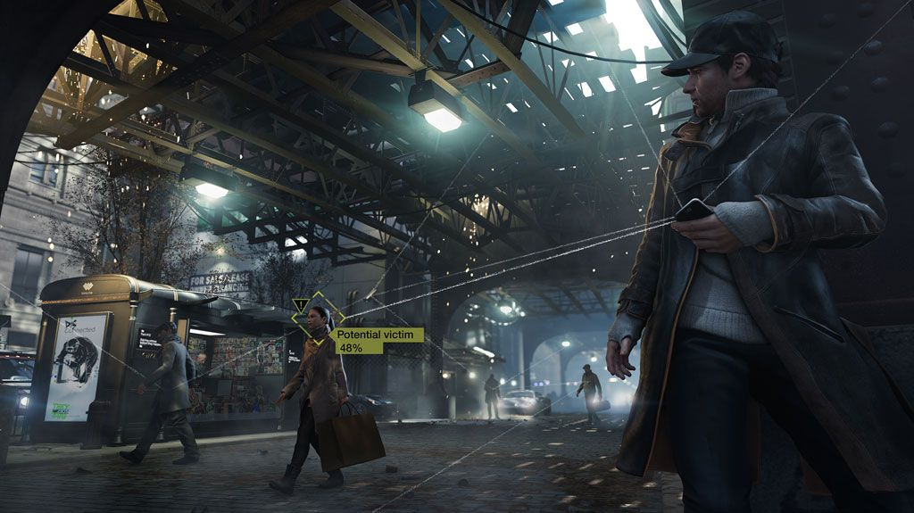 Jogo Watch_Dogs | PS4™ - PlayStation®
