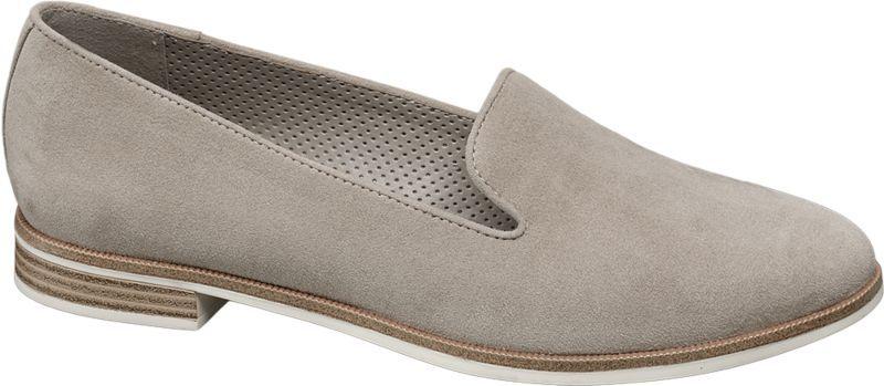 Damen Graceland Loafer Beige Kategorie Damen Loaferschuhe Schlicht Und Sportiv Elegant Lasst Sich Der Beige Graue Loafer Von Gra Chukka Boots Shoes Loafers