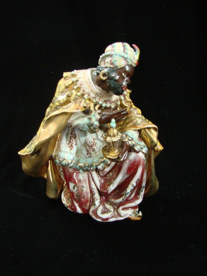 85d31cb80c7f Details about Prof. Eugenio Pattarino Terracotta Pattarino Nativity ...