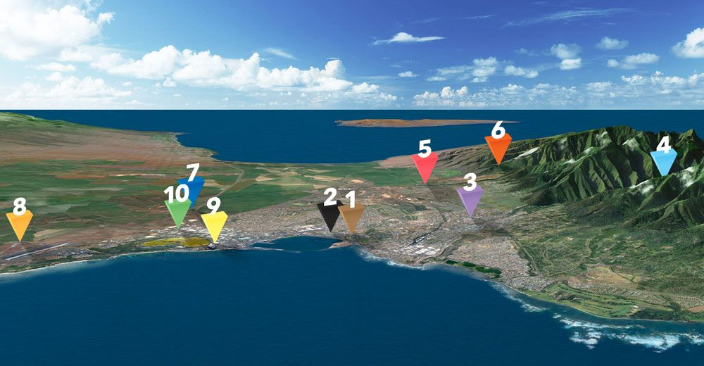 Top 10 Things to Do in Kahului and Wailuku Maui travel
