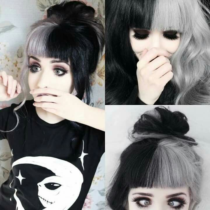Pin By Lelly On Melanie Martinez Cool Hair Color Cool Hairstyles Medium Hair Styles