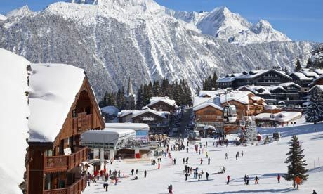 Skiing In France Resorts The 6 Mighty Mountain Ranges