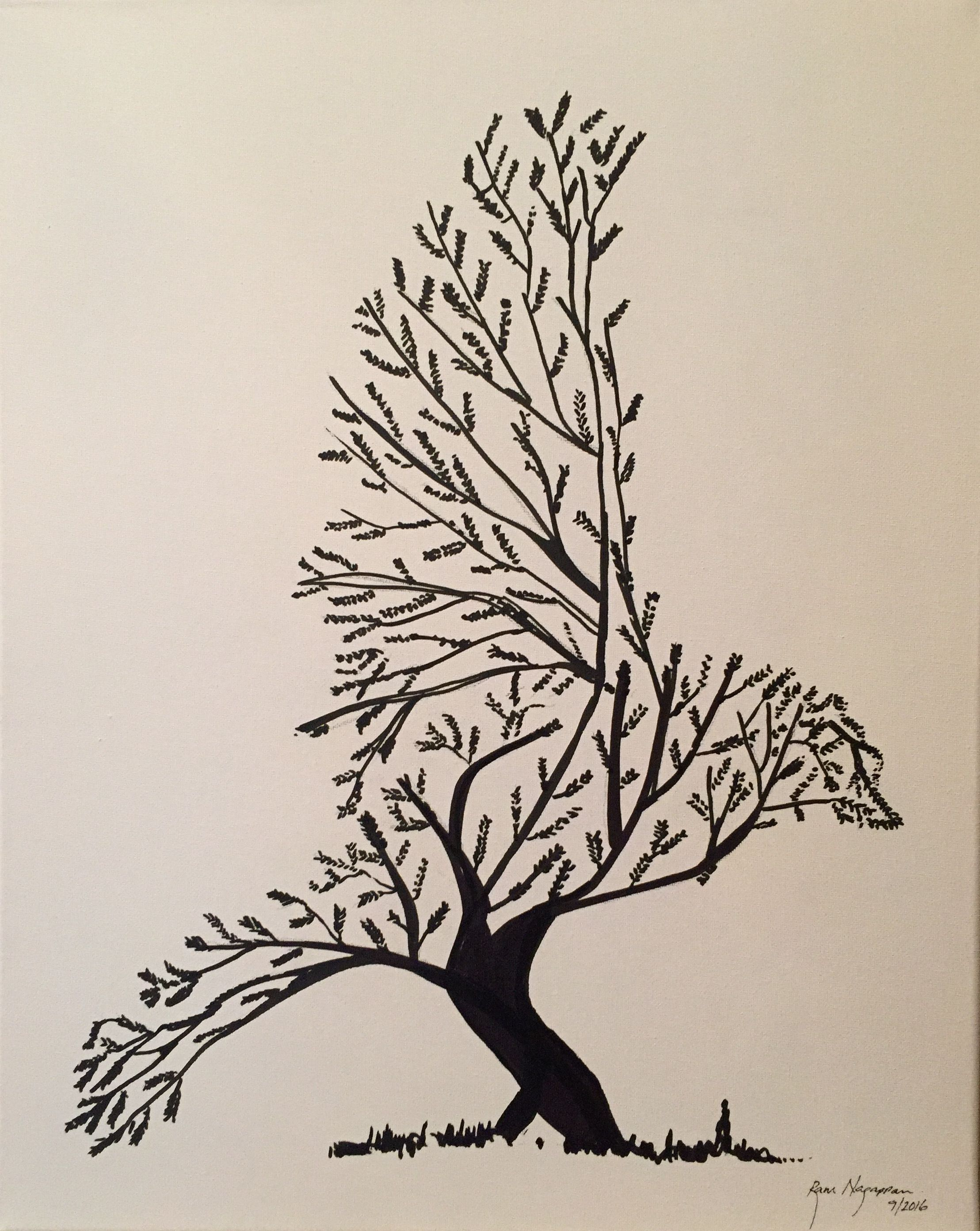 Tree Bird ! | Art by Inspirations | Henna drawings, Tumblr ...