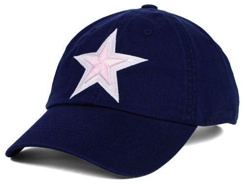 Dallas Cowboys Dcm Headwear  NFL Womens Navy And Pink Slouch Hat Cap Size  Osfm fd925b89a