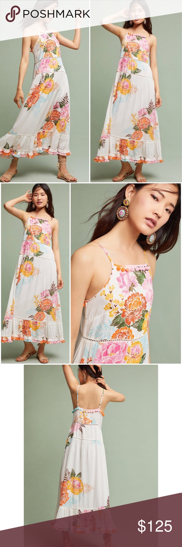 8ed4a369c8c 💃2XHP💃Anthropologie Farm Rio Havana Floral Dress What began as a handful  of goods