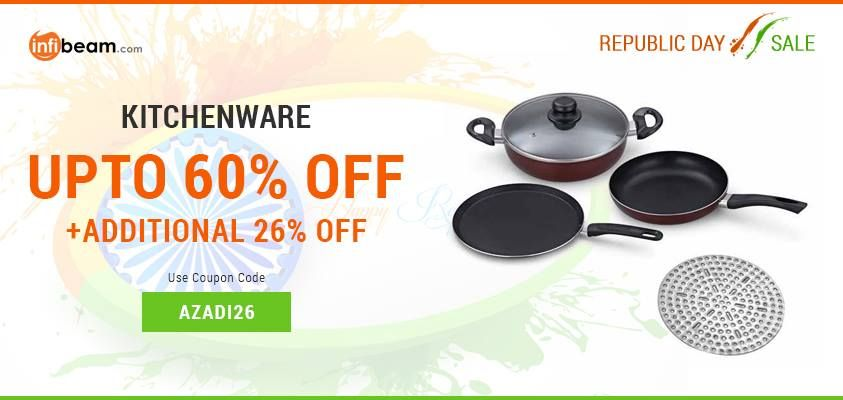 Republic Day Sale Use Coupon Code Azadi26 Get Up To 60 Off