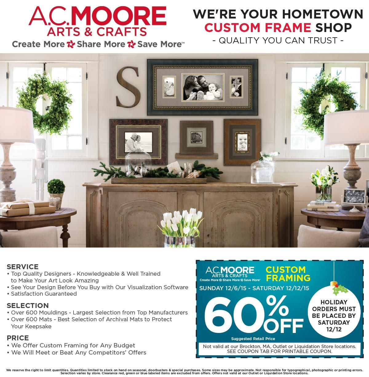 WeeklyAd10 for AC Moore but how pretty is this photo gallery | Photo ...