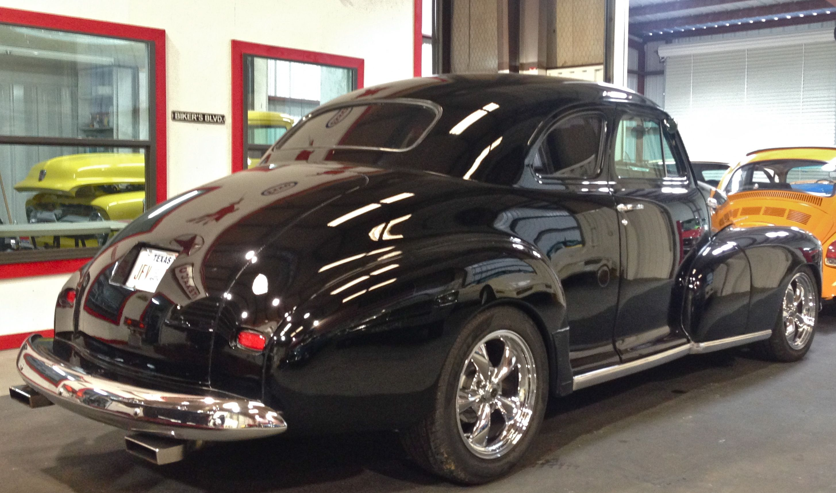 hight resolution of 1947 chevy stylemaster business coupe