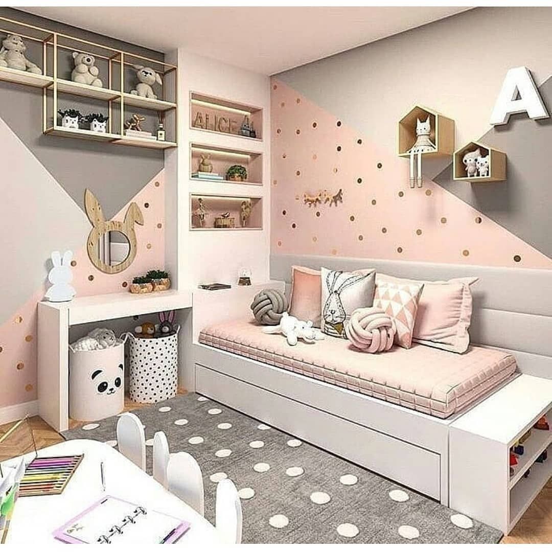 Fantastic Girl Bedroom Ideas 6 Year Old, Childrens Bedroom Ideas