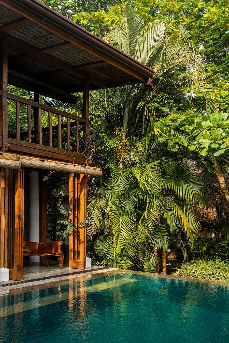 Home in Costa Rica in 2020 | Tropical garden design, Costa ...