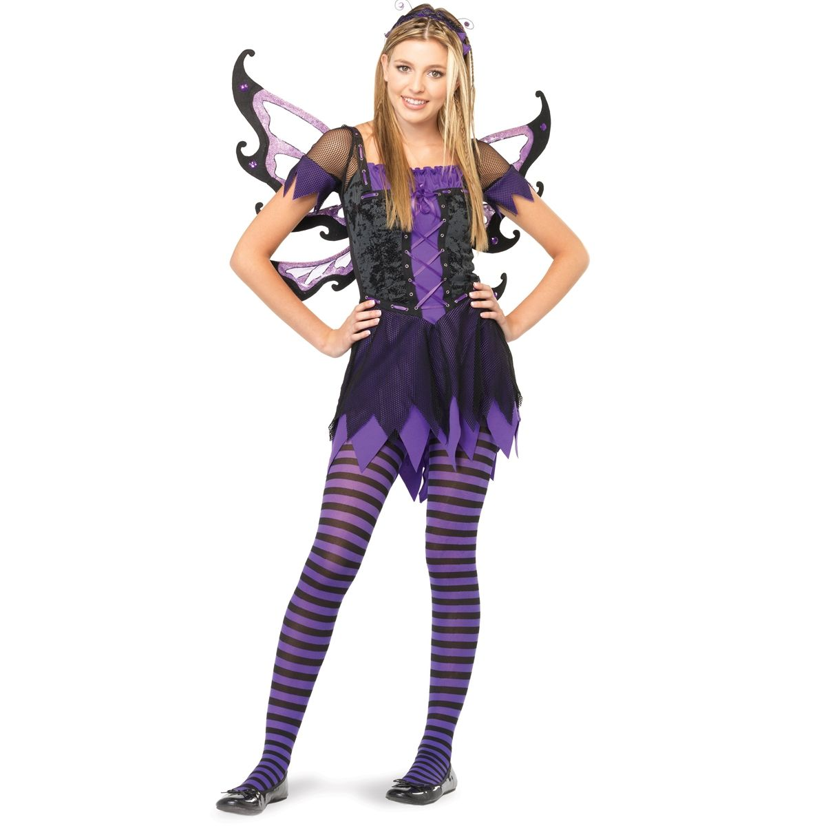 tween halloween costumes for girls girls amethyst fairy costume teen girl fairy halloween costumes - Cheapest Place To Buy Halloween Costumes