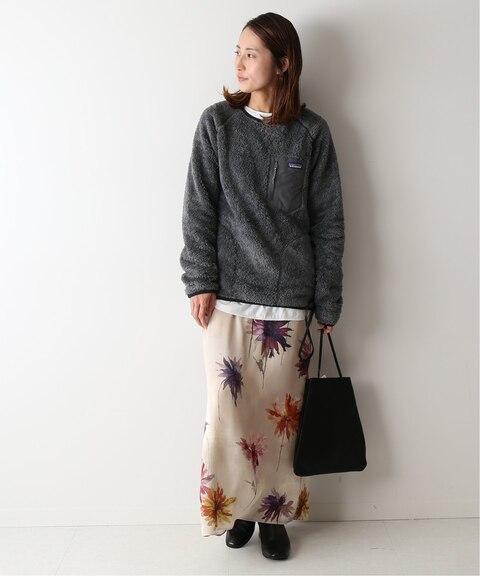 【PATAGONIA】 Ms LOSGATOS crew◆|FRAMeWORK(フレームワーク)公式のファッション通販|【19070230001830】- BAYCREW'S STORE