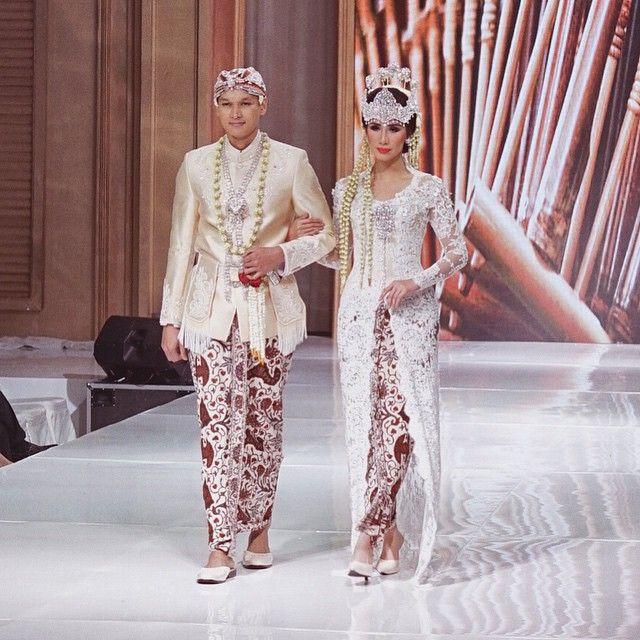 Hasil Gambar Untuk Baju Pengantin Sunda Pernikahan Gaun