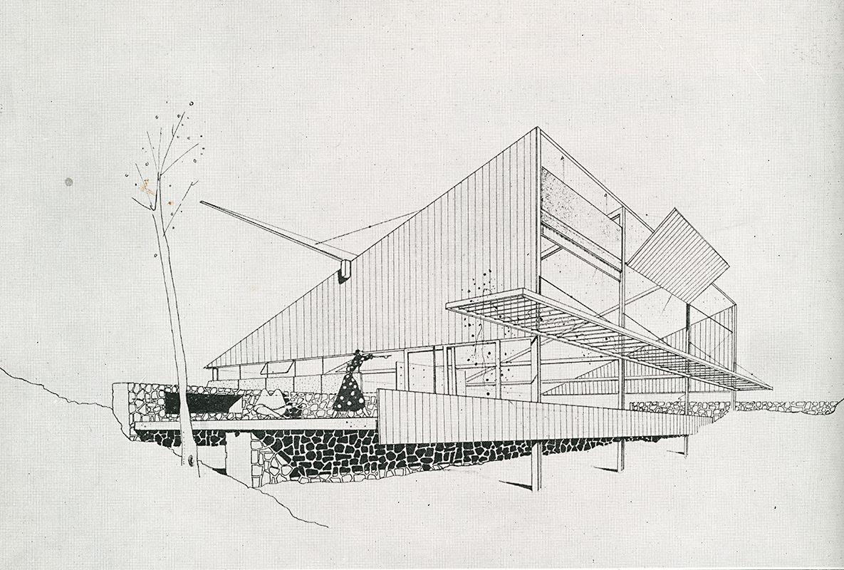 Walter Thomas Brooks Arts And Architecture Oct 1950 34