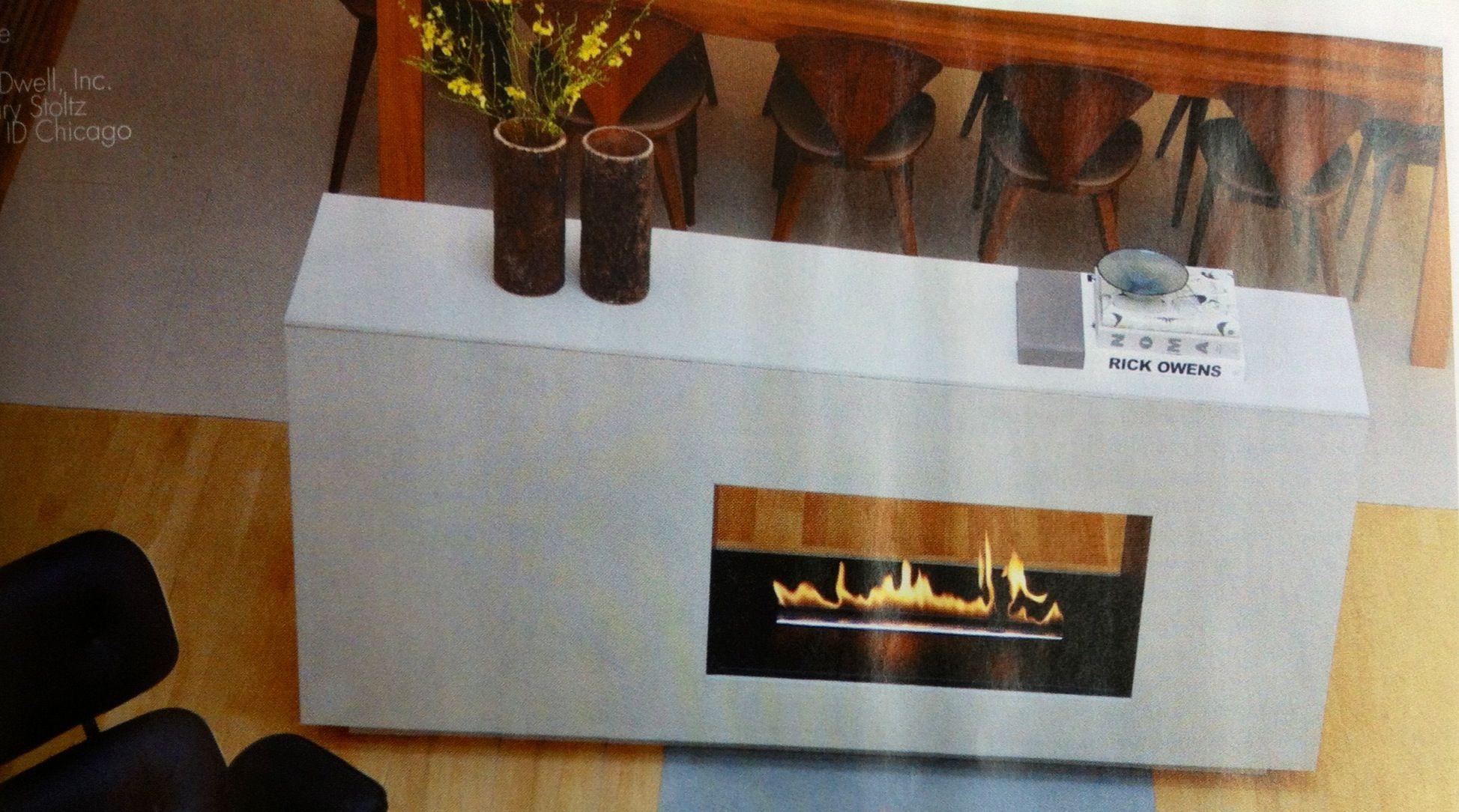 by thru vent free fireplace modern interiors pinterest modern