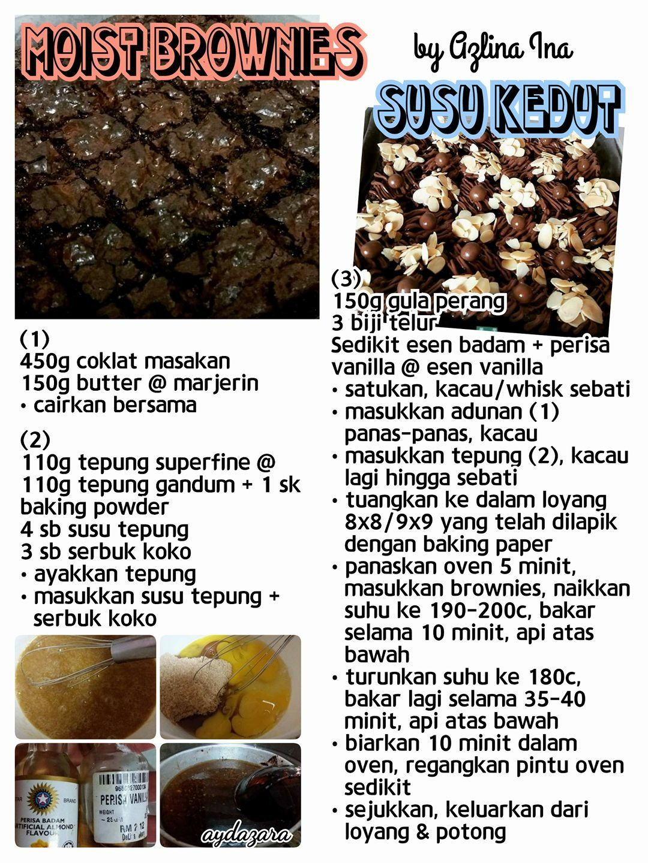 Brownies Kedut Cake Recipes Easy Vanilla Cake Recipe Brownie Cake