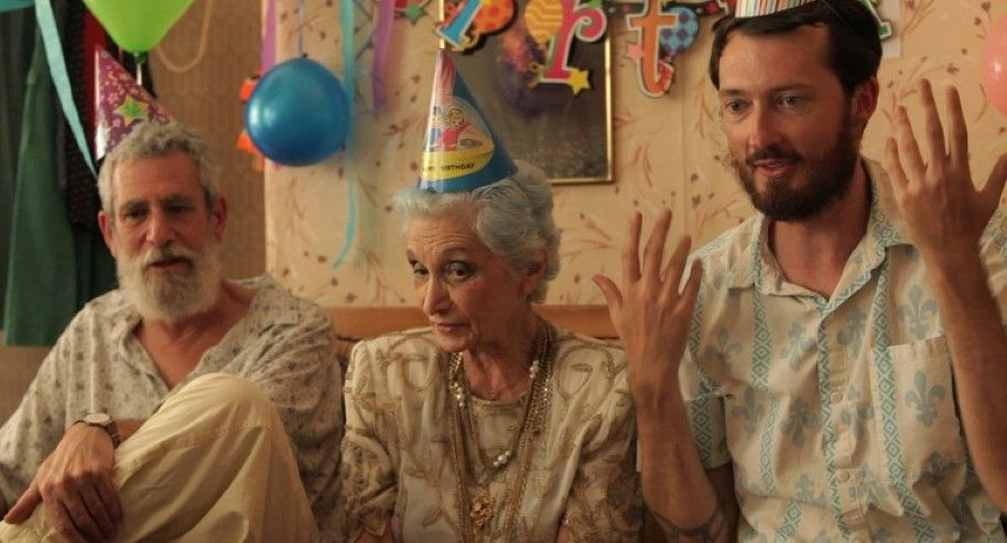 """My French film debut happens in """"Swim, Little Fish, Swim,"""" released in Paris on Wednesday 4 June 2014!"""