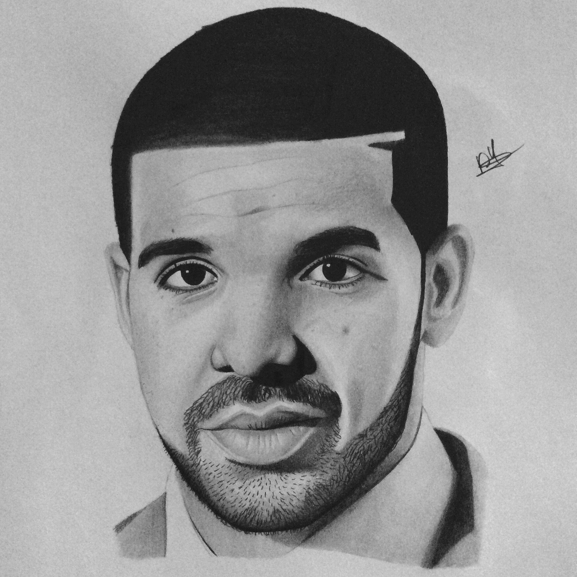 Easy Pencil Drawings Of Drake | www.imgkid.com - The Image Kid Has It!