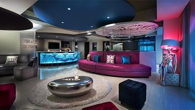 Dream Coolest Bedrooms Ever 12 Portrait Hotels Room Awesome