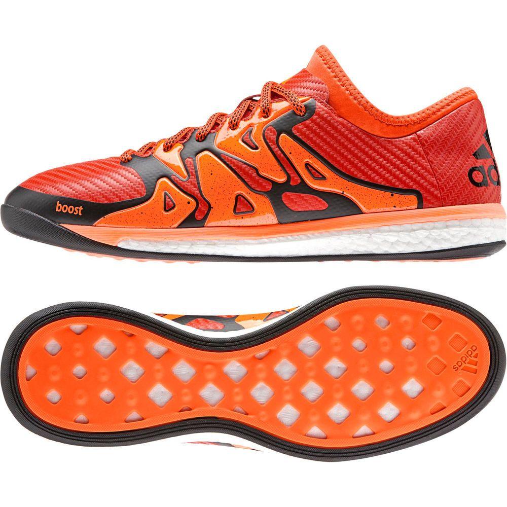 adidas futsal boost shoes x 15.1 indoor b25498 freestyle football men size us 10