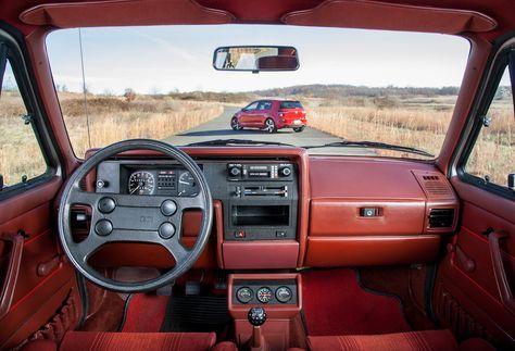 Image Result For Golf Mk1 Interior Volkswagen Golf Mk2 Volkswagen Gti Volkswagen Golf Mk1