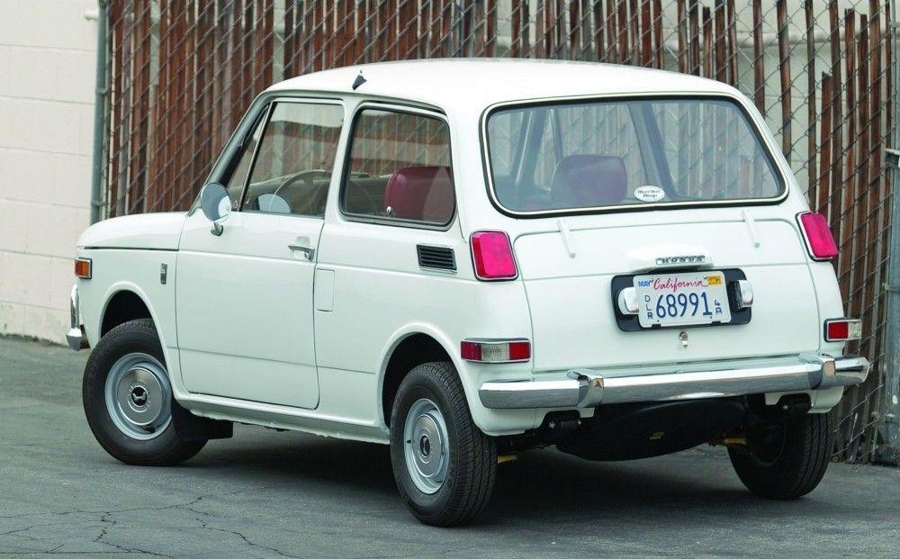 Small Beginnings - Honda N600 and Z600 | Honda, Small cars ...