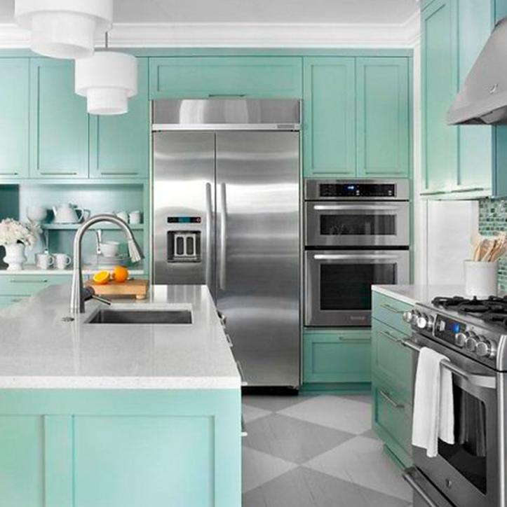 Pintura para ba os y cocinas pintar sin parar superstore del color para cocinar kitchens - Pintura para cocina ...