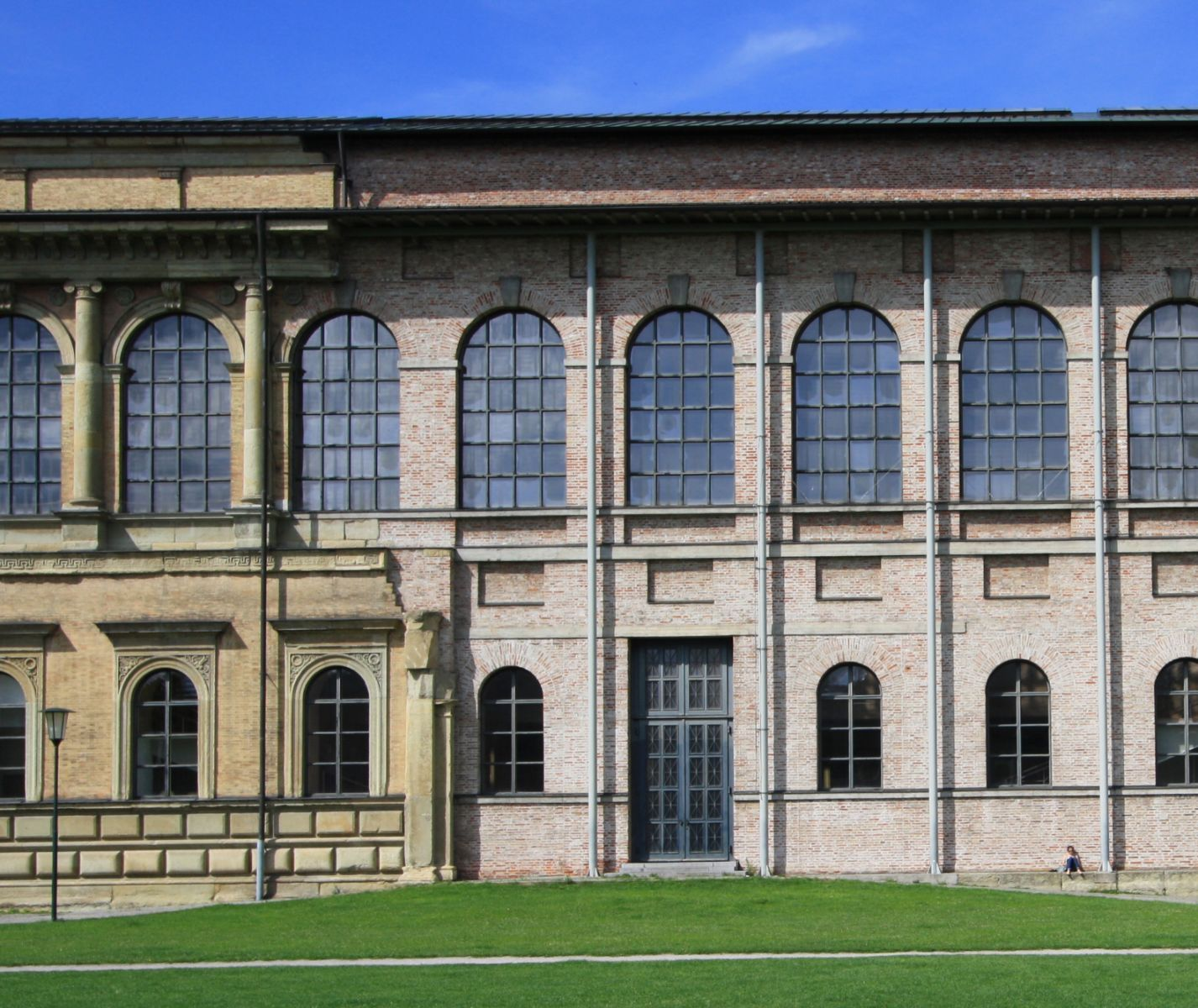 Leo Von Klenze Hans Dollgast Alte Pinakothek Munchen Munchen