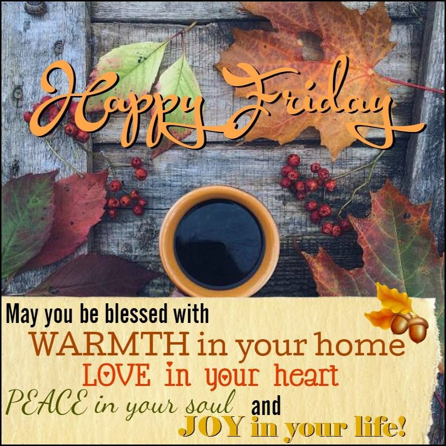 Happy friday happy day pinterest happy friday blessings happy friday kristyandbryce Images