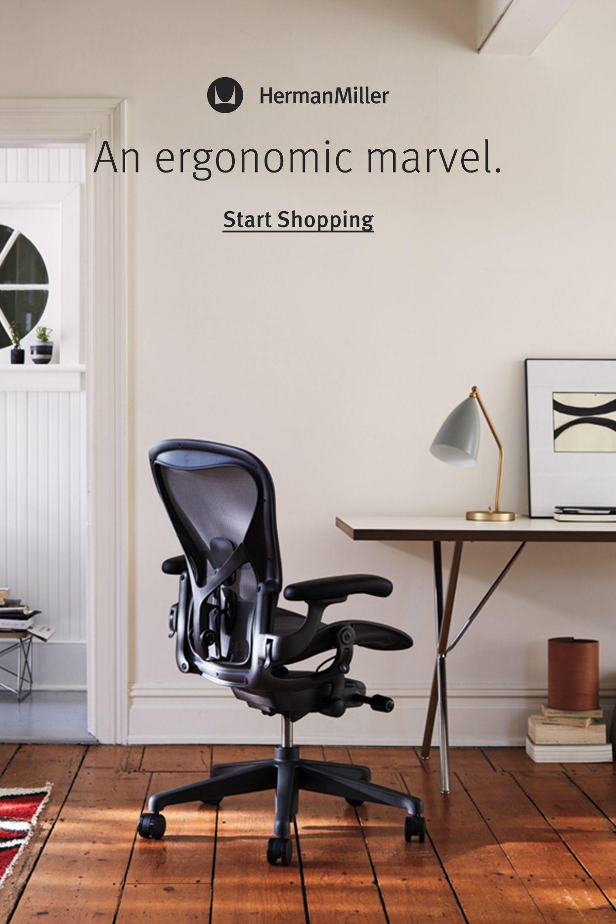 Aeron Chair In 2020 Ergonomic Office Chair Home Office Chairs Best Ergonomic Office Chair
