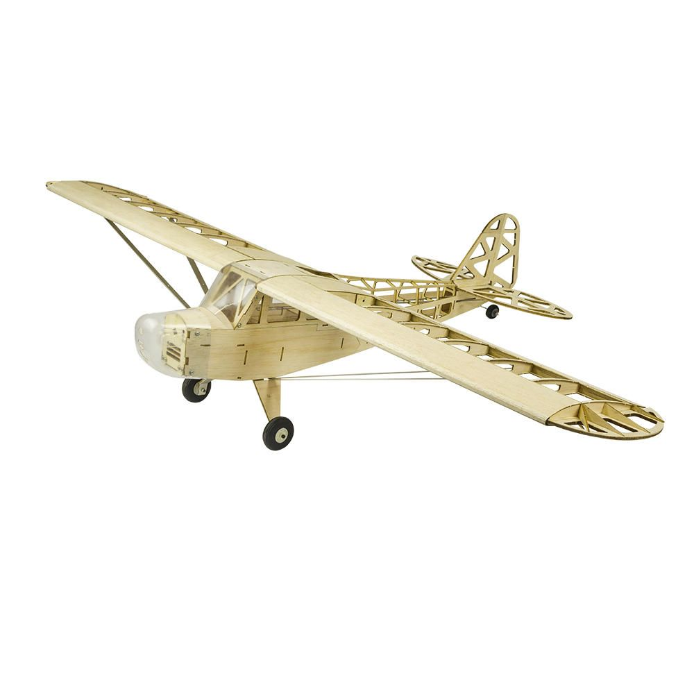 ₪250 48 29% OFF]Pipe J3 Cub 1 2M 1200mm Wingspan Balsa Wood