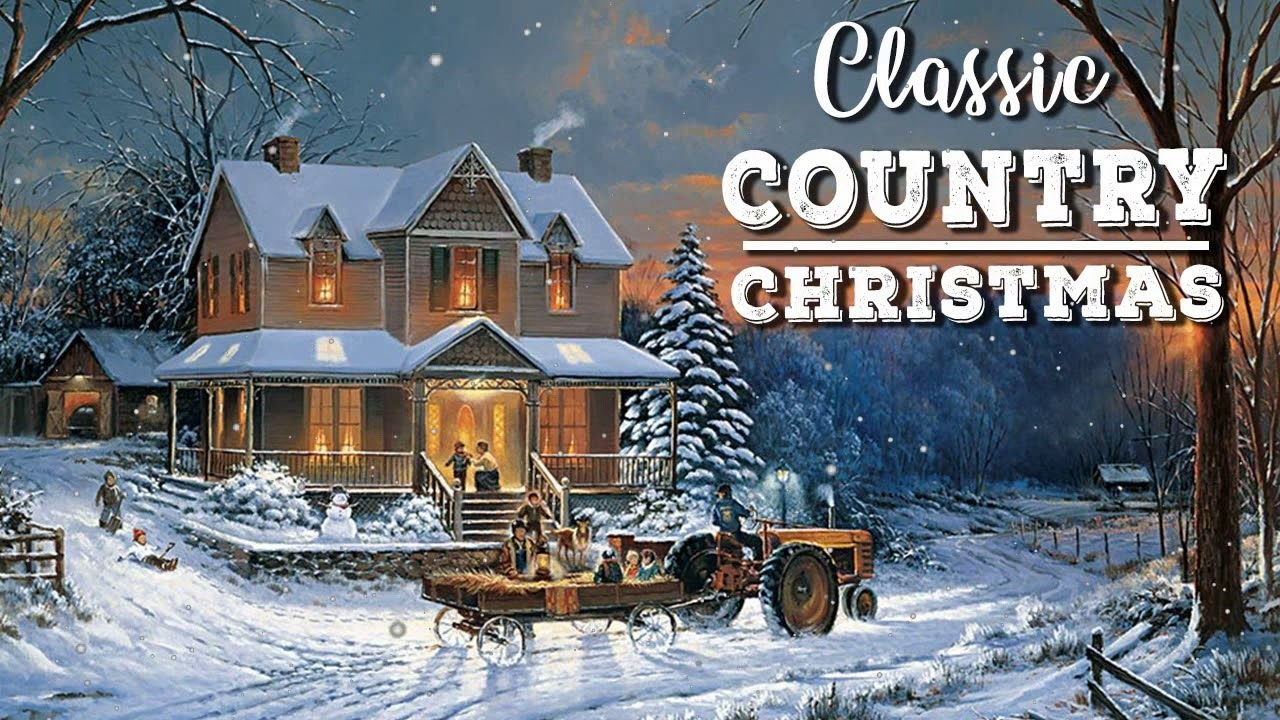 Best Country Christmas Songs All Time Top Classic Country