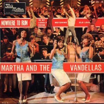 vandellas the run to and nowhere martha