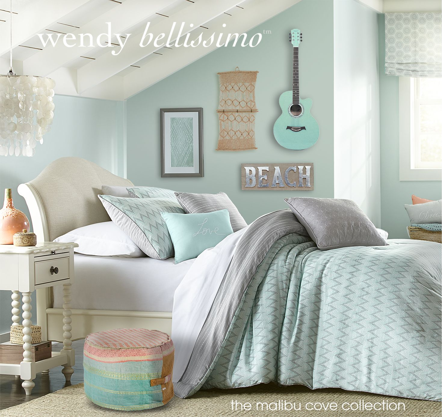 Wendy Bellissimo Bedding Launching August 2015 Wendy
