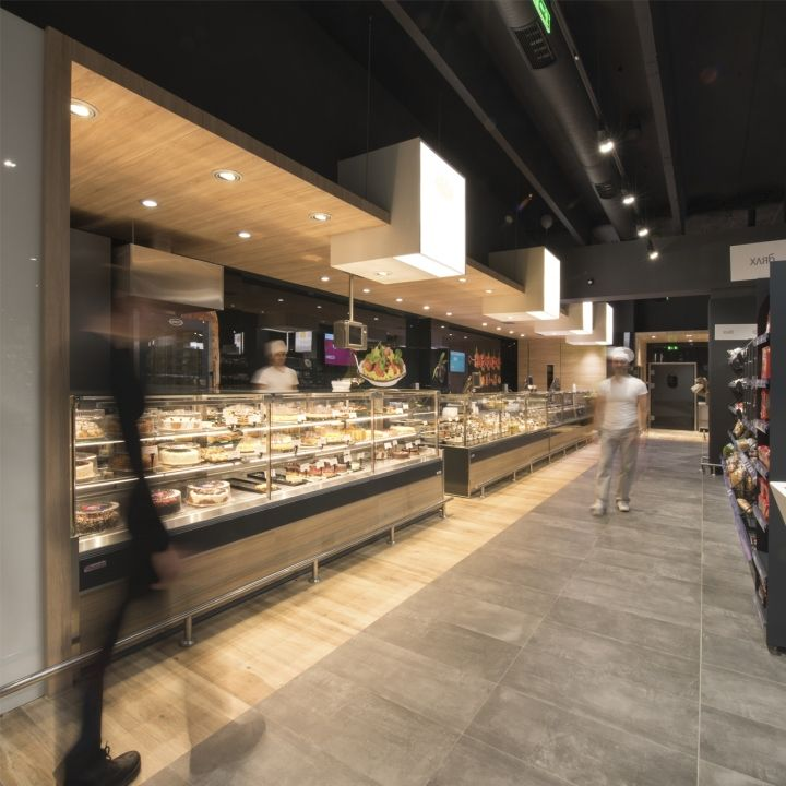 Four Ways To Better Interior Design Installations: VMV Supermarket By Cityscape Architects, Sofia