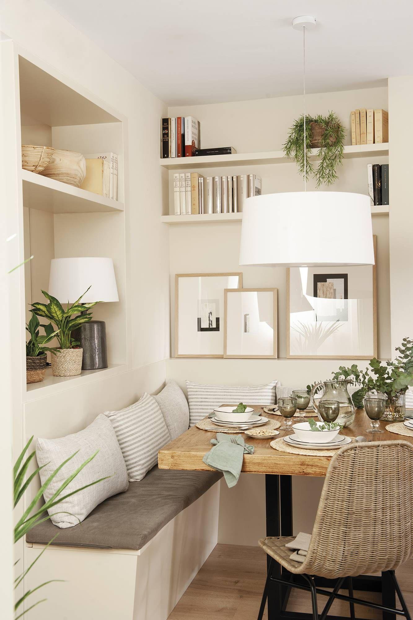 Cet appartement sans espaces inutiles exploite le moindre centimètre carré