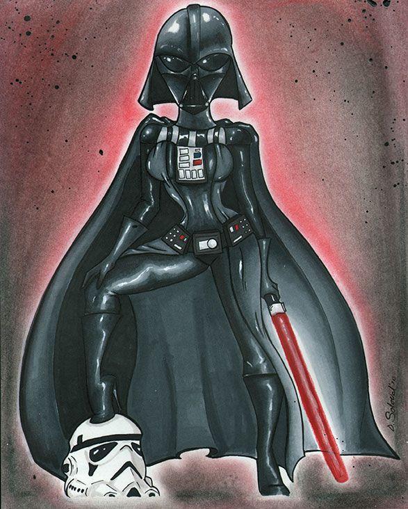 6af92423 Lady Darth Vader by dsoloud on deviantART | Star Wars | Darth vader, Darth  vader cosplay, Star wars