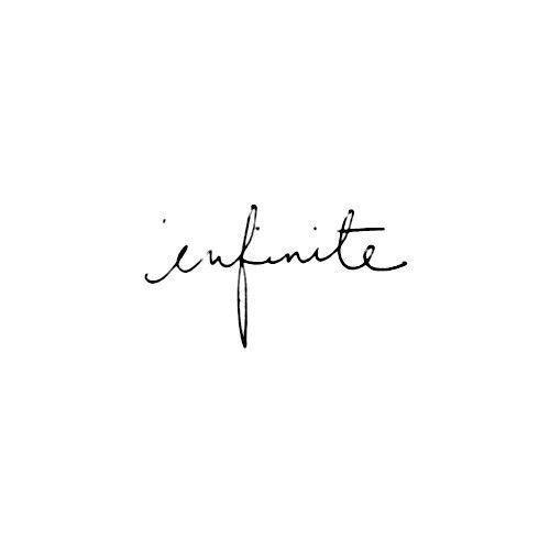 Unendlich.,  #inspirationaltattoosquotes #Unendlich