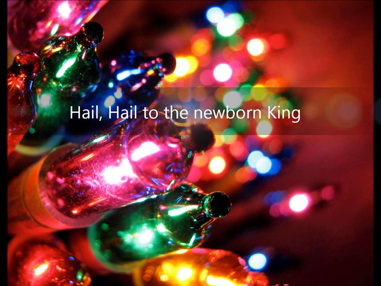 Light Of The Stable With Lyrics Selah Christmas 2013 Find The Lyrics On Our Blog Http Christmassongl Holiday Lights Christmas Wallpaper Christmas Lights