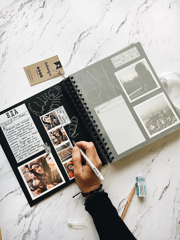 Travel Photo Album For Your Memories Polaroid Photo Album