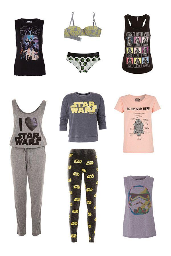 Exceptionnel Undiz sort sa collection « Star Wars » pour femmes ! | Undiz  DZ39