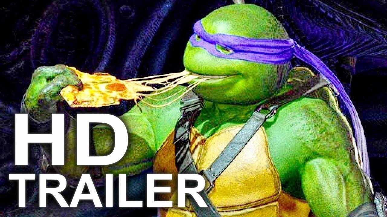 Injustice 2 Teenage Mutant Ninja Turtles Gameplay Trailer 2018 Ps4 Xbo Teenage Mutant Ninja Turtles Mutant Ninja Turtles Teenage Mutant Ninja