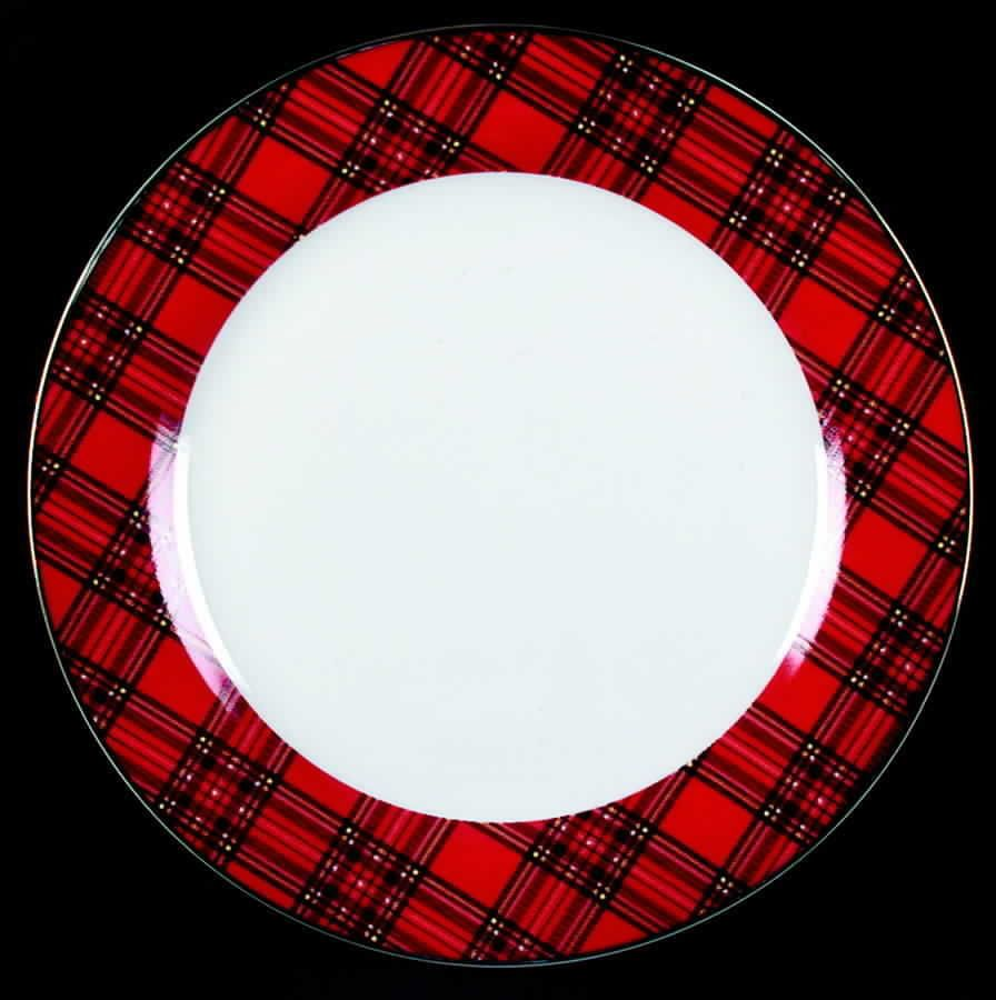 Pacific Rim RED PLAID Dinner Plate S3884917G2  sc 1 st  Pinterest & Pacific Rim RED PLAID Dinner Plate S3884917G2 | Pacific rim Red ...