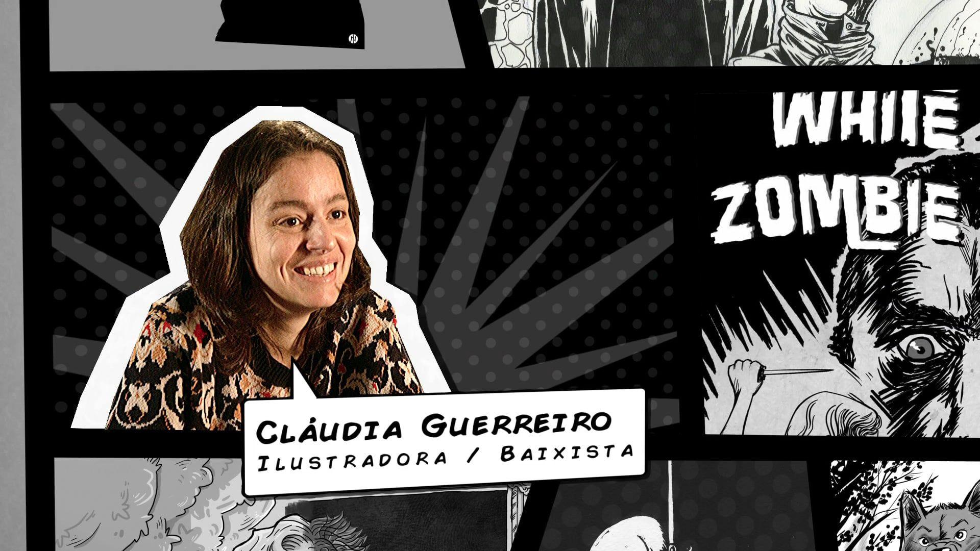 CLÁUDIA GUERREIRO - FIGURAS CLÁSSICAS DO TERROR