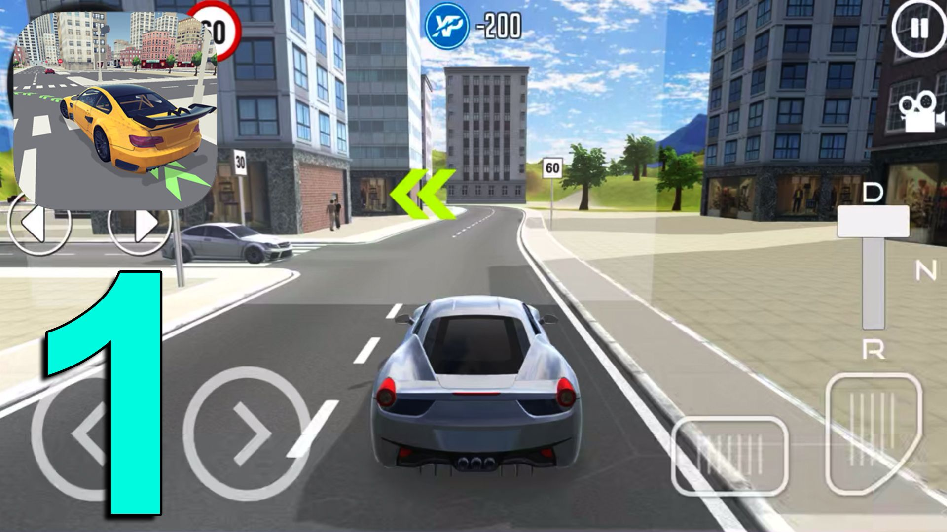 Driving School Simulator 2020Gameplay Walkthrough Part 1