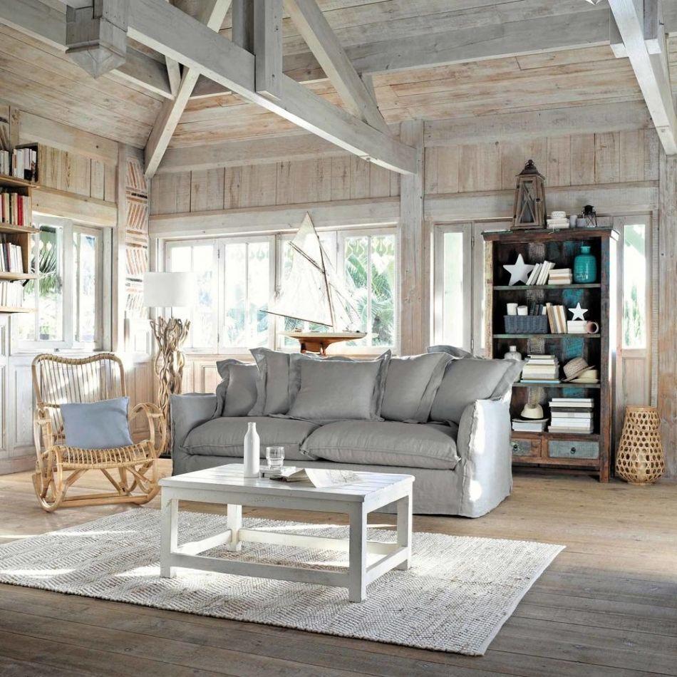 Lovely Stilvoll Wohnzimmer Maritim