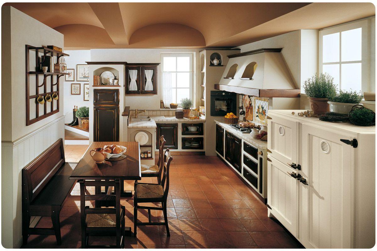 Cucine classiche componibili borgo antico medora for Cucine antiche moderne