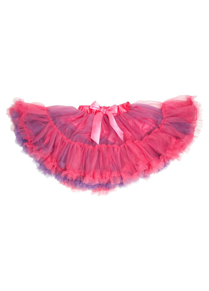 29f3602d9 Cerise And Violet Frothy Tutu Skirt by Travis Dress Up By Design ...