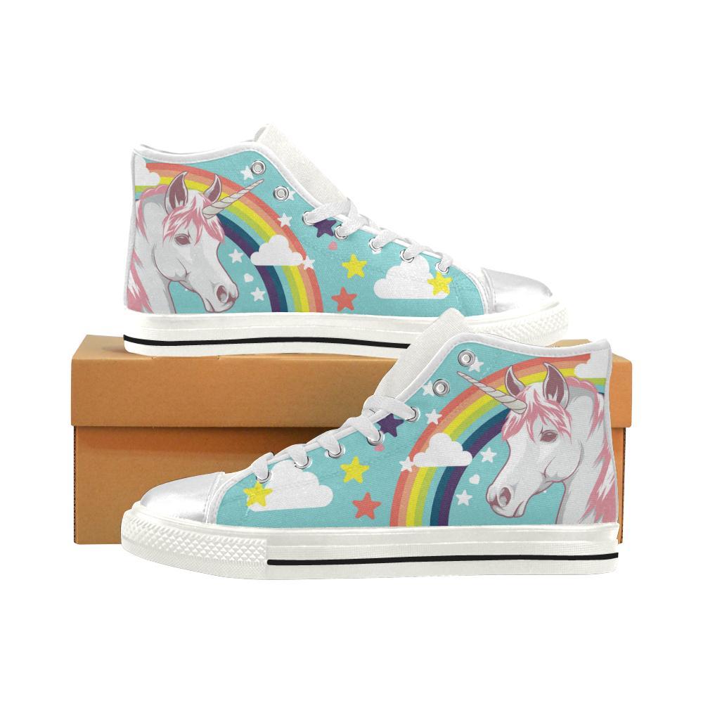 Awesome Unicorn Shoes - Kids Size   Kid