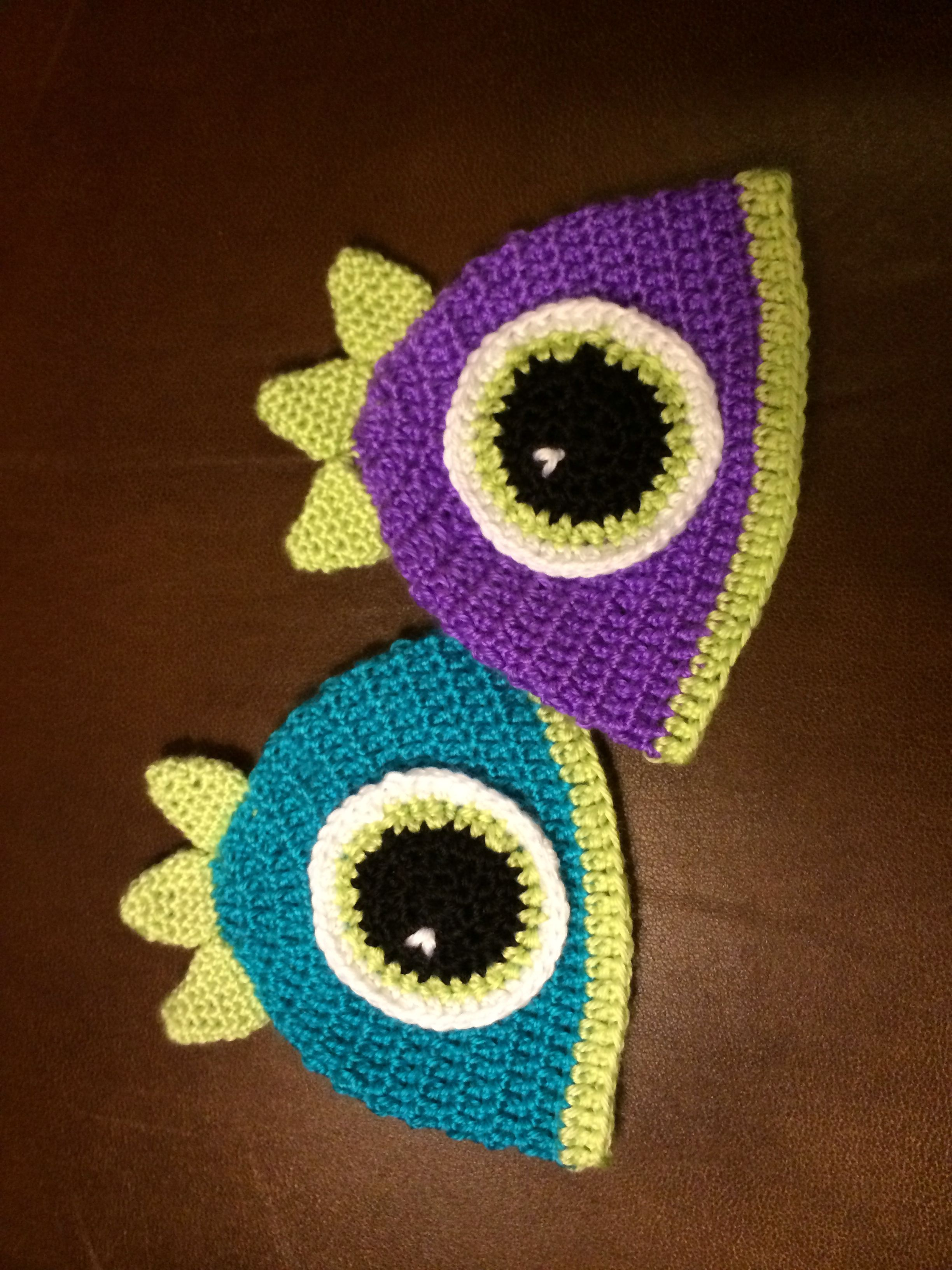Crochet Monster Hats Crochet 4 Crochet Crochet Hats Crochet